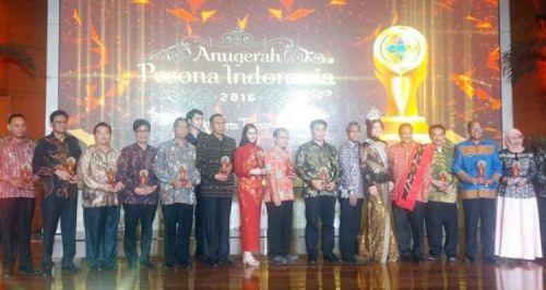 Morotai Island Juara 1 di Anugerah Pesona Indonesia.
