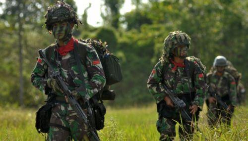 Pasukan TNI Akan Gelar Latihan PPRC di Pulau Morotai