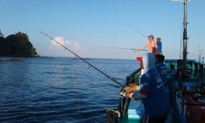 PANDUAN FISHING MOROTAI 2016