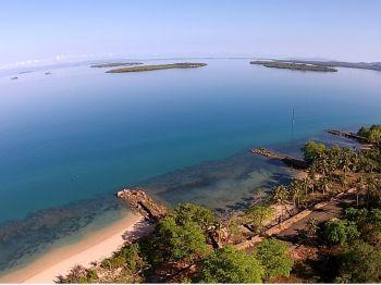 Army Dock Pulau Morotai