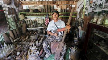 Lentera Indonesia - Kisah Muhlis Eso, Pria Penjaga Sejarah Budaya Morotai