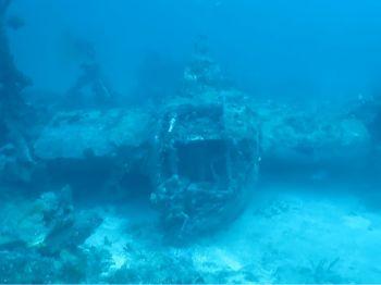 Wisata Sejarah Bawah Laut